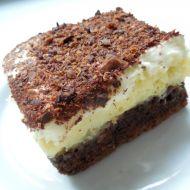 Kakaovo-banánové řezy recept