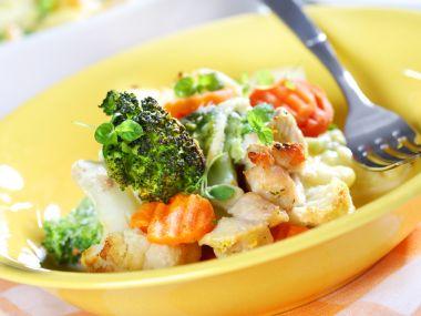 Celerový salát (vařený)