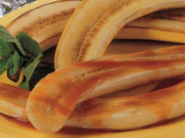 Banány grilované