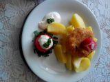 Přízdoba ke smaženému Hermelínu a vařeným bramborám recept ...