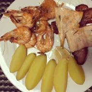 Mořský talíř recept