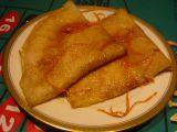 Crepe Suzettes recept