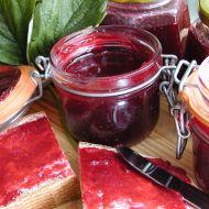 Džem ze zmražených jahod recept