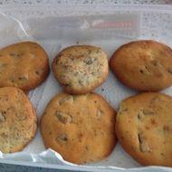 Výborné americké cookies recept