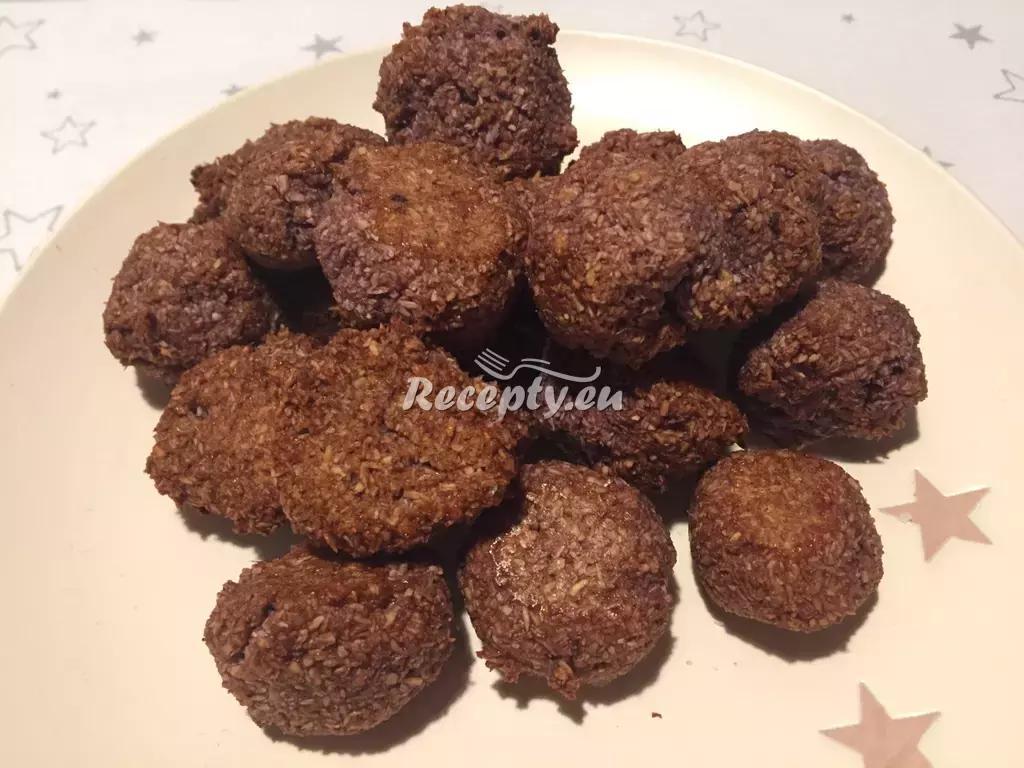 Jáhlové kuličky recept  dezerty