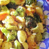 Orecchiette s brokolicí recept