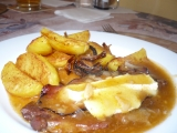 Steak pana Krkovičky recept