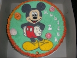 Dort Mickey Mouse recept