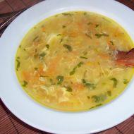 Slaninová polévka se zeleninou recept