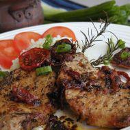 Kuřecí plátek v bylinkách se sušenými rajčaty recept