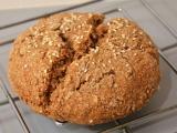 Celozrnný žitný chléb recept