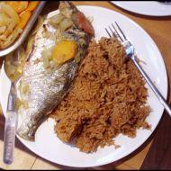 Exotická rýže recept