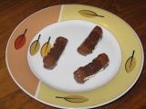 Kakaové tyčky recept