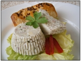 Muffiny bílkovo-sýrové recept