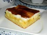 Tvarohovo-sněhový koláč recept
