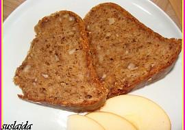 Jablkovo- mrkvová bábovka recept