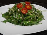 Fazolkový salátek recept