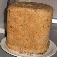 Pivní chléb se smaženou cibulkou recept