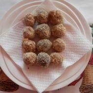 Medovníčkové kuličky recept