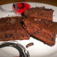 Čokoládové brownies recept