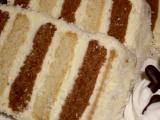 Metrový koláč recept