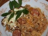 Sedmihradské skládané zelí recept
