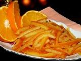 Kandovaná pomerančová kůra recept