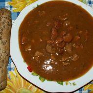 Debrecínský guláš recept