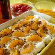 Ovocné tiramisu recept