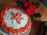 Zdravý fitness mrkvový dort recept