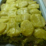 Zapečená brokolice s brambory recept