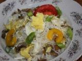 Rychlé rýžové jídlo recept