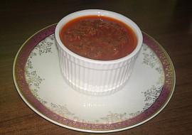 Harissa  pálivá pasta recept