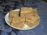 Ořechový moučník recept