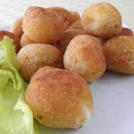 Smažené mozzarellové kuličky recept