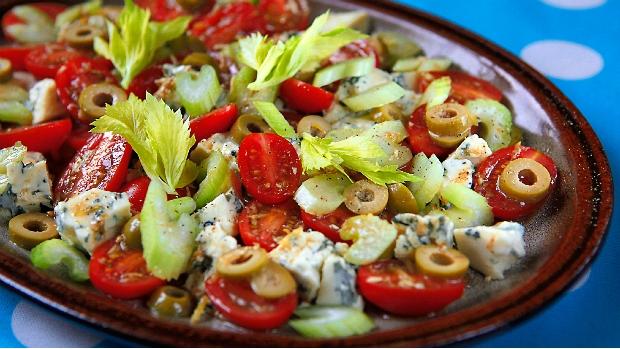 Bloody Mary salát