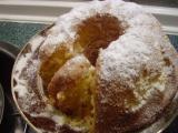 Kokosovo-pudingová bábovka recept