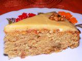 Jablkový koláč s javorovým sirupem recept