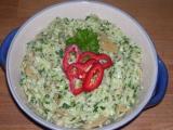 Špenátové rizoto recept