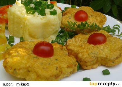 Kedlubny v sýrovém těstíčku recept