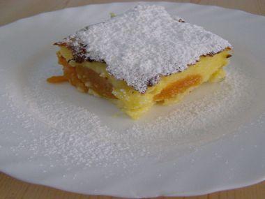 Recept Krupicový nákyp s ovocem