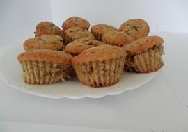 Banánovo-čokoládové muffiny  cupcaky recept