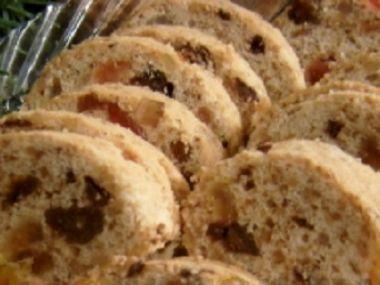 Chlebíček z bílků od babinky