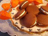 Sušenky se šlehačkou recept