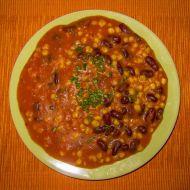 Lehký guláš Mexico recept