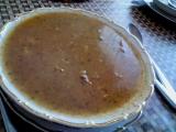 Gulášová polévka z králičích kostí recept
