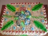 Obyčejný dort recept
