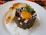 Tatarák z hub recept