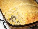 Nákyp s kukuřicí recept