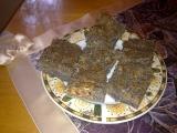 Sypaný makový koláč recept